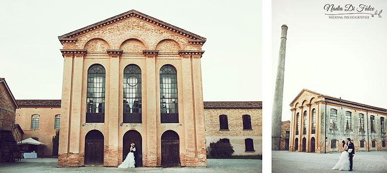 Matrimonio industrial chic in Filanda Motta – Treviso