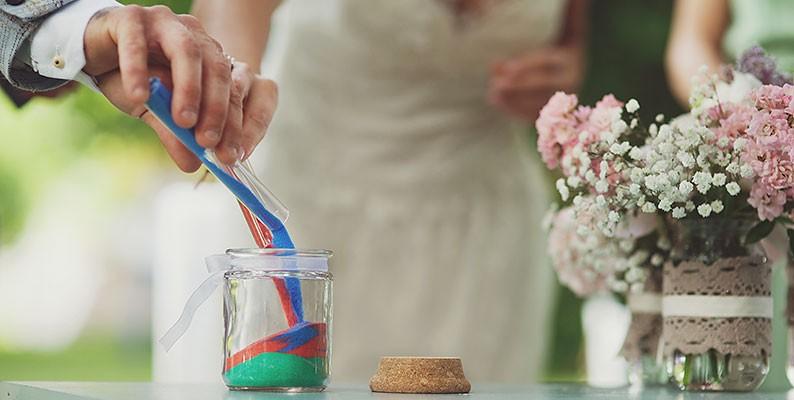 Riti simbolici da aggiungere alle vostre nozze