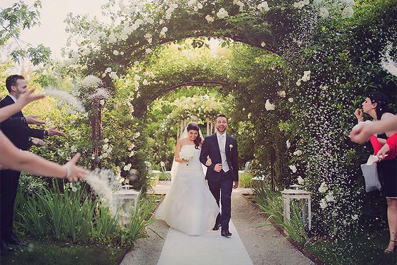Estremamente Organizzare un matrimonio all'aperto - i consigli del fotografo  QY84