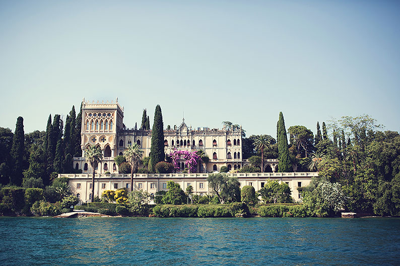 Wedding destination – Isola Cavazza – Lago di Garda