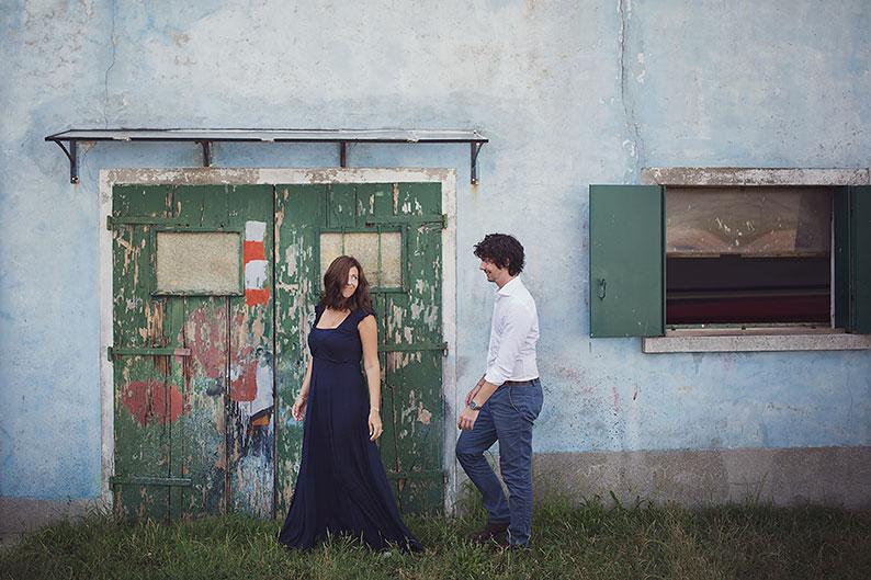 Engagement Lucia e Paolo – Isola di Burano – Venezia