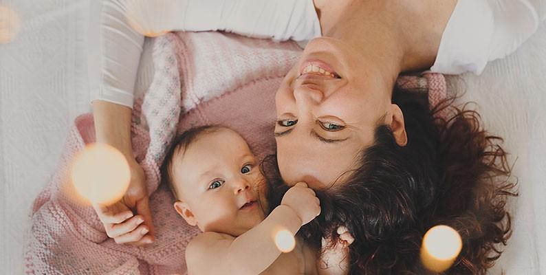Alice 1 mese e 4 mesi – Casa privata
