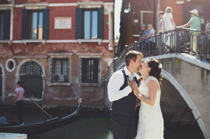 Denise e Martin – Venezia