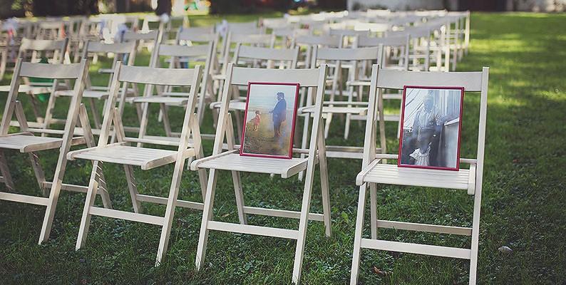 Come avere accanto chi non c'è più nel giorno del matrimonio