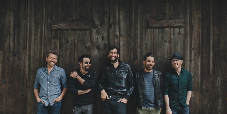 Gruppo musicale Café Noir – registrazione disco e video – foto ufficiali