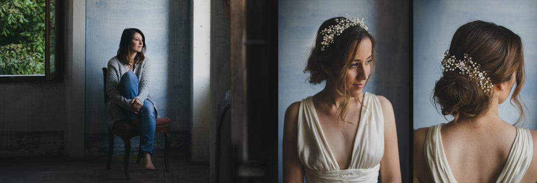 Catalogo Elibre accessori per sposa –  foto personal branding Treviso