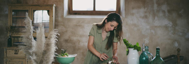 Giulia Busato concorrente Masterchef 9 – servizio fotografico di personal  branding